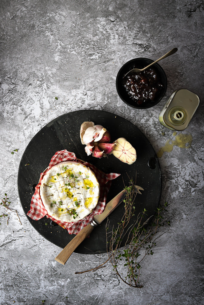 food styling background Dublin grey hand painted effect photography backdrop
