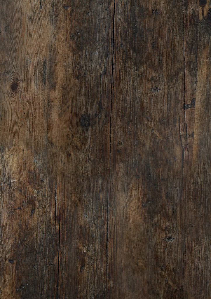 502. 'Galley' old, dark wood, A1 vinyl photography background
