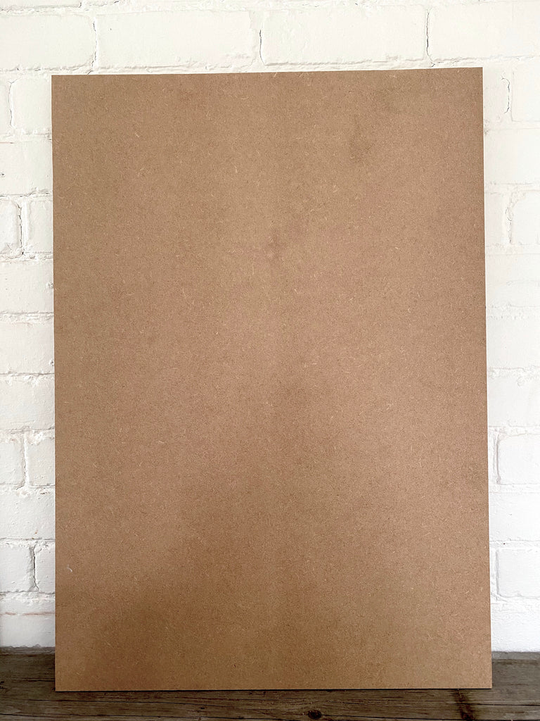 A1 Size, plain 12mm MDF board for mounting your photography backdrop sheets