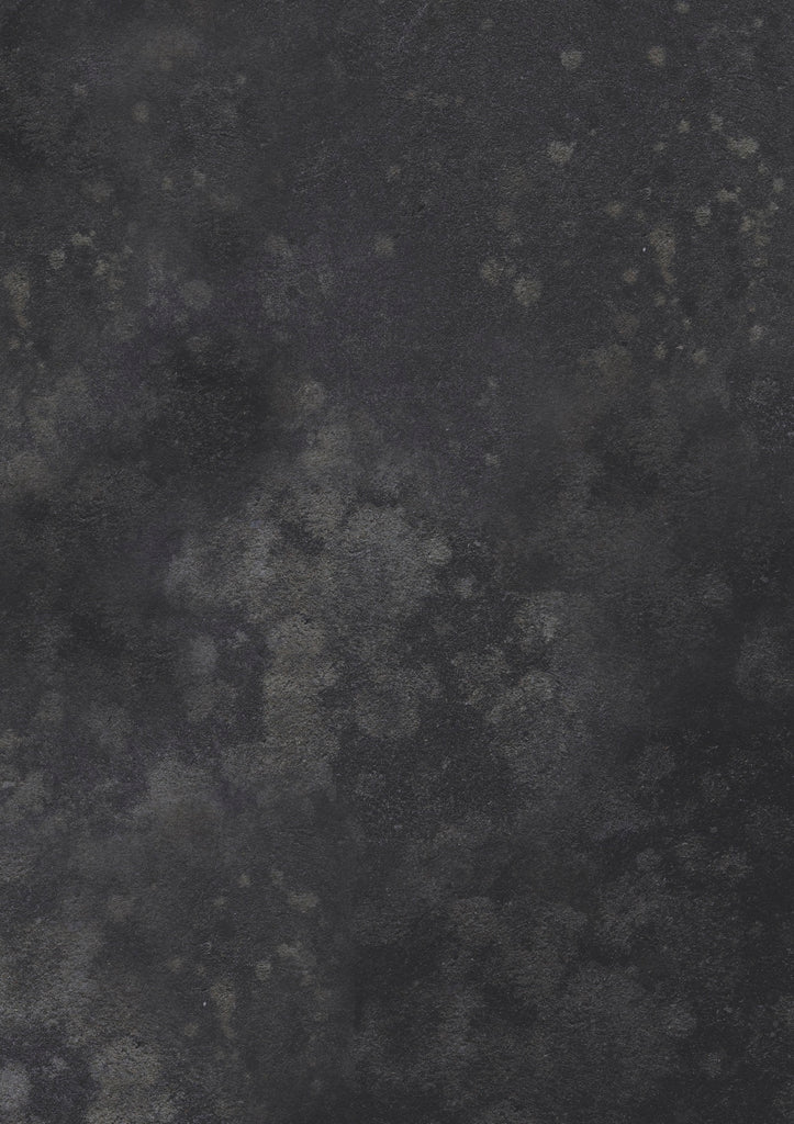 136. 'Manchester' grey/black mottled effect printed photography background, A1 size paper sheet