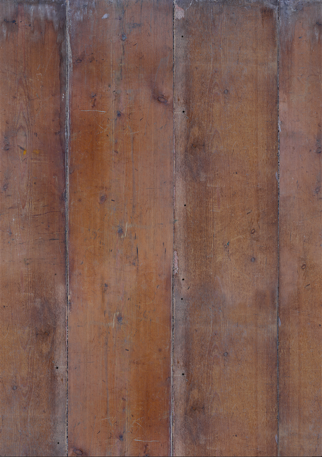 101. Large 'Plank' wood effect printed photography background, A0 size paper sheet
