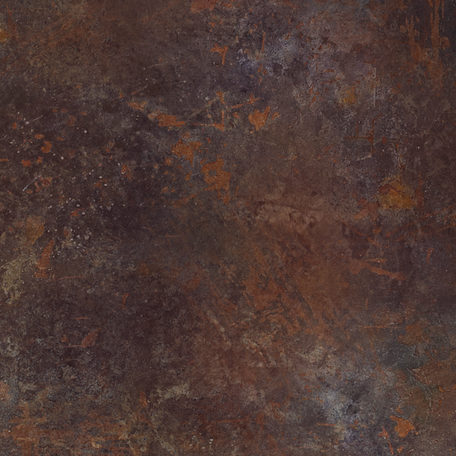 107. 'Autumn' warm weathered metal effect printed photography background, A1 size paper sheet