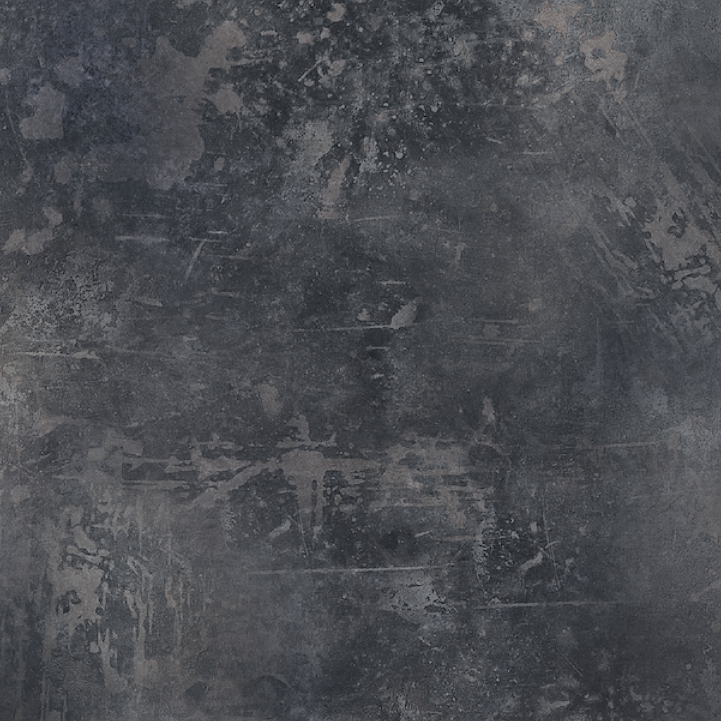110. 'Rum' dark grey weathered metal effect printed photography background, A1 size paper sheet