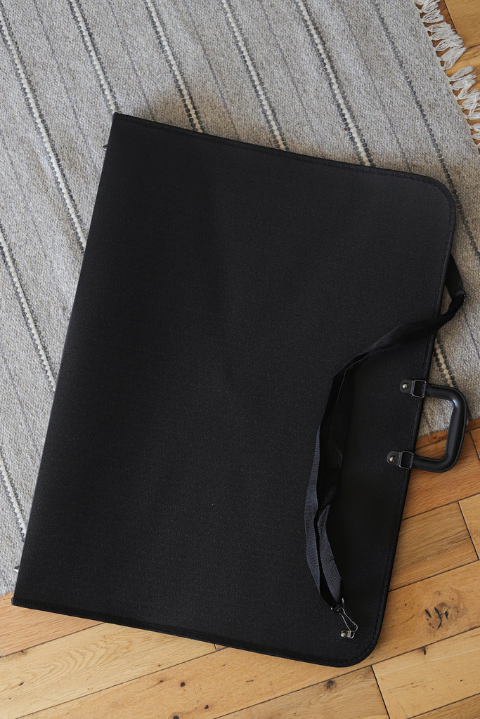 a2 portfolio case photography backdrops food styling surfaces backgrounds carry storage bag