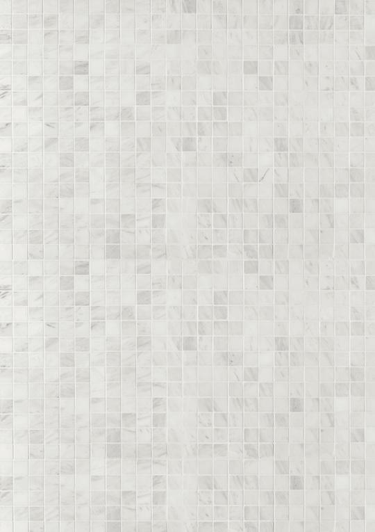 501. 'Aurelie' marble tile mosaic effect, A1 vinyl photography background