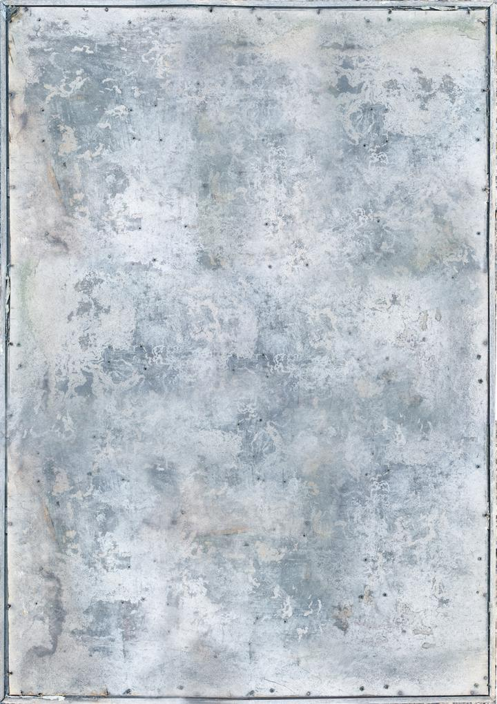 523. 'Bleach' weathered grey surface, A1 vinyl photography background