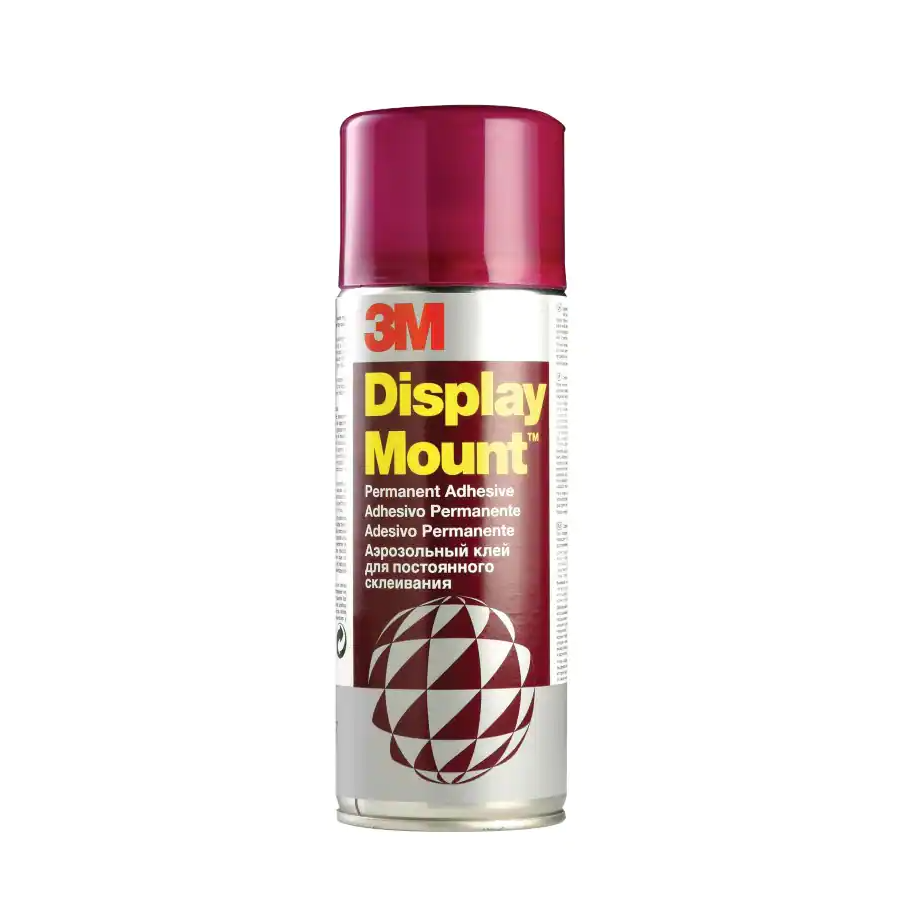 Display Mount Spray Adhesive