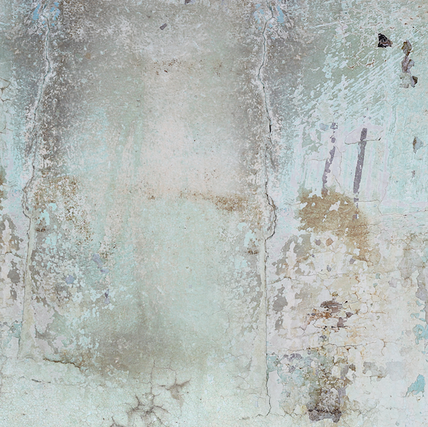 535. 'Eve' distressed light green effect, A1 vinyl photography background
