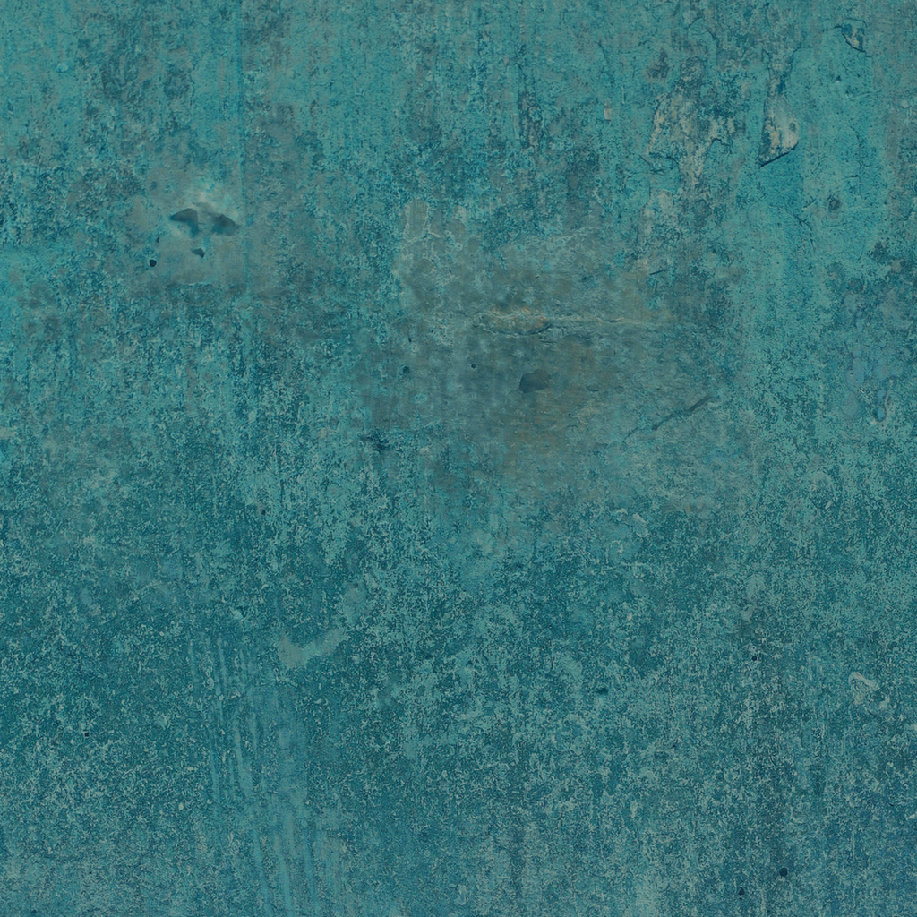 522. 'Kai' teal mottled effect, A1 vinyl photography background