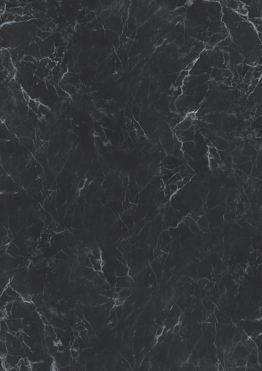 594. 'Leo' black marble effect, A1 vinyl photography background