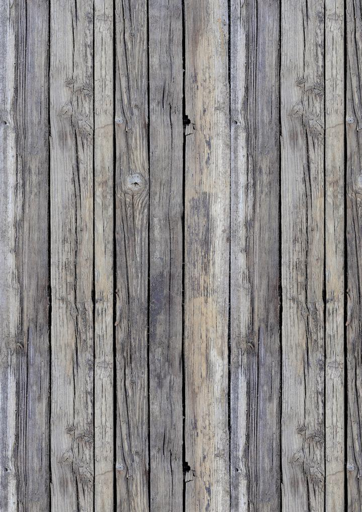 512. 'Potters shelf' old wood, A1 vinyl photography background