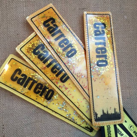 Carrero shaker bookmarks