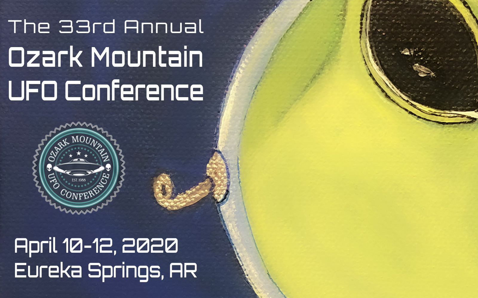 Ridgeline Arts at 2020 UFO Conference