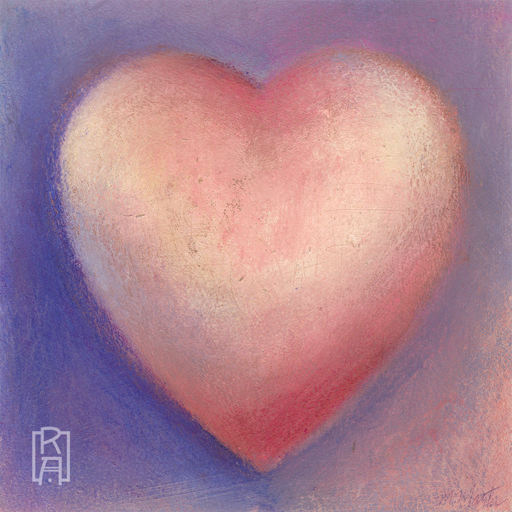 Dear Heart from the Heartworks Collection by Michelle Marta-Drake