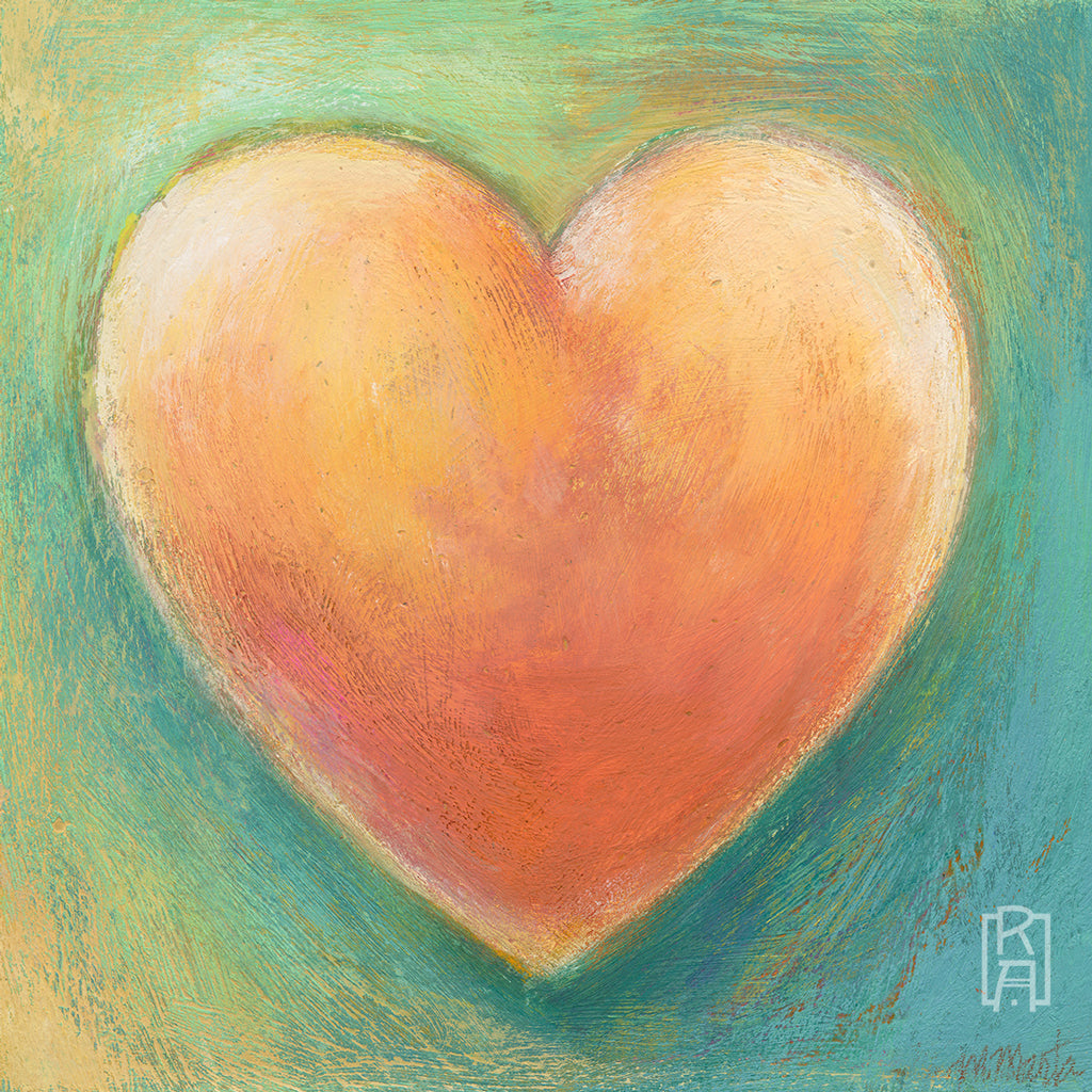 Warmhearted from the Heartworks Collection by Michelle Marta-Drake