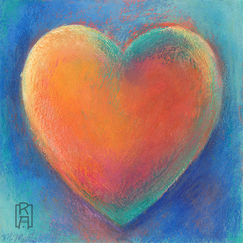 Heartfelt from the Heartworks Collection by Michelle Marta-Drake