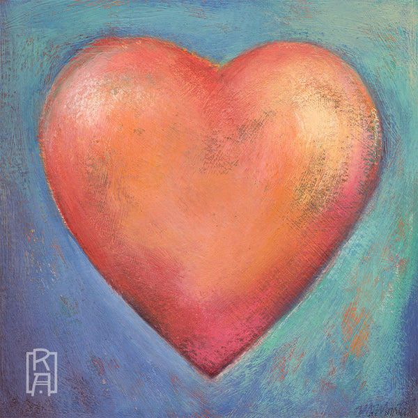 Tender Heart from the Heartworks Collection by Michelle Marta-Drake