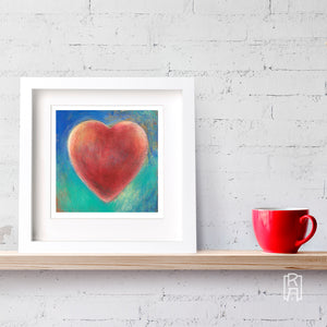 Wholehearted from the Heartworks Collection by Michelle Marta-Drake