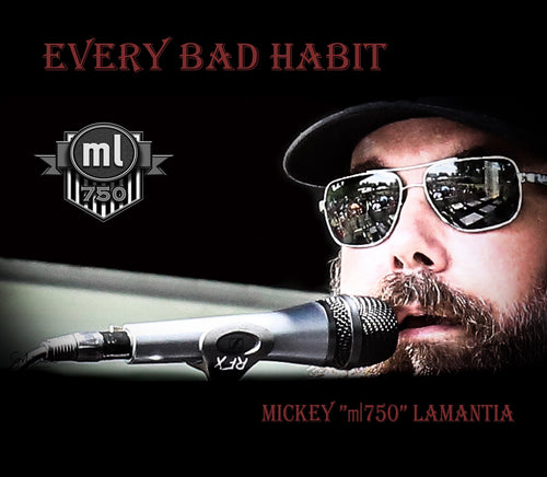"CD ""Every Bad Habit"""