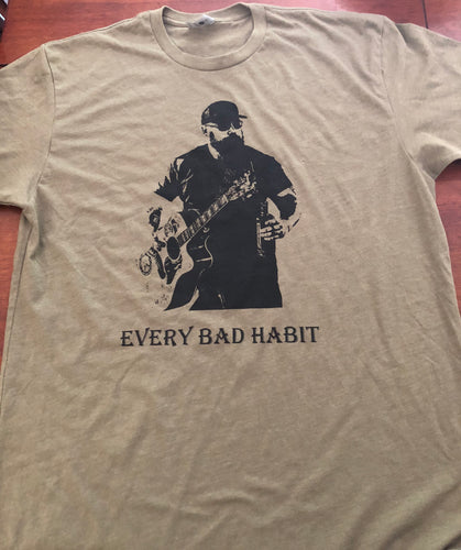 Every Bad Habit T-Shirt