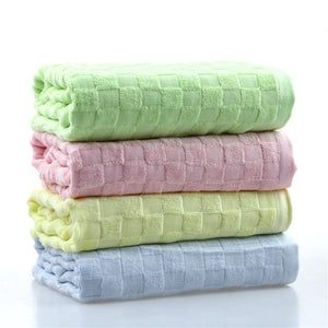 Bamboo Bath Towels 70x140cm 460g Super Softnes