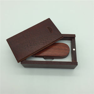 Bamboo,Walnut,Wooden USB 4-64GB