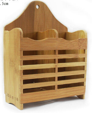 Chopstick basket in beutifull Bamboo finish
