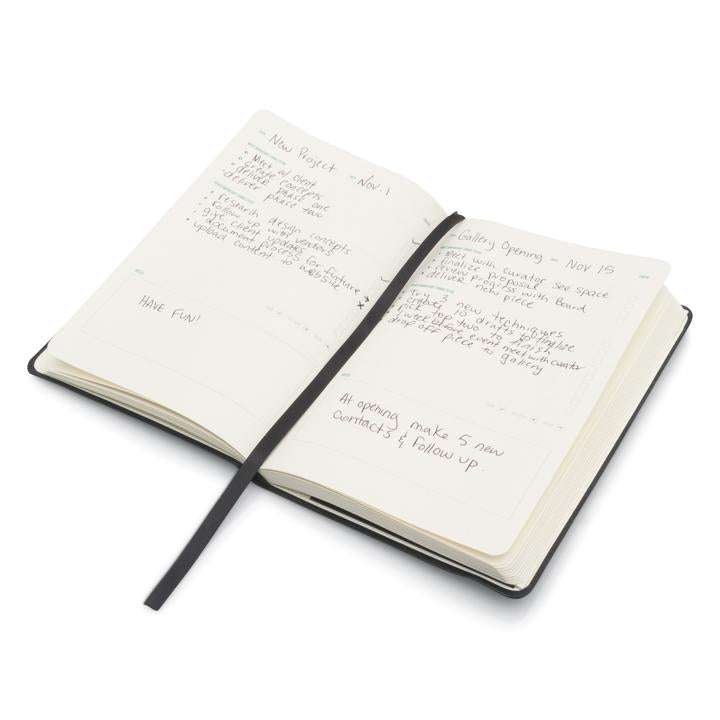 The Checklist Notebook - Passport Size