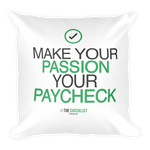 Passion Square Pillow
