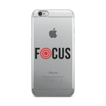 FOCUS iPhone Case