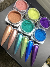 METALLIC CHROME POWDER