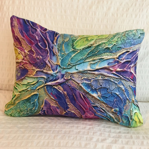 NOLA BRIC 12x16 Pillow
