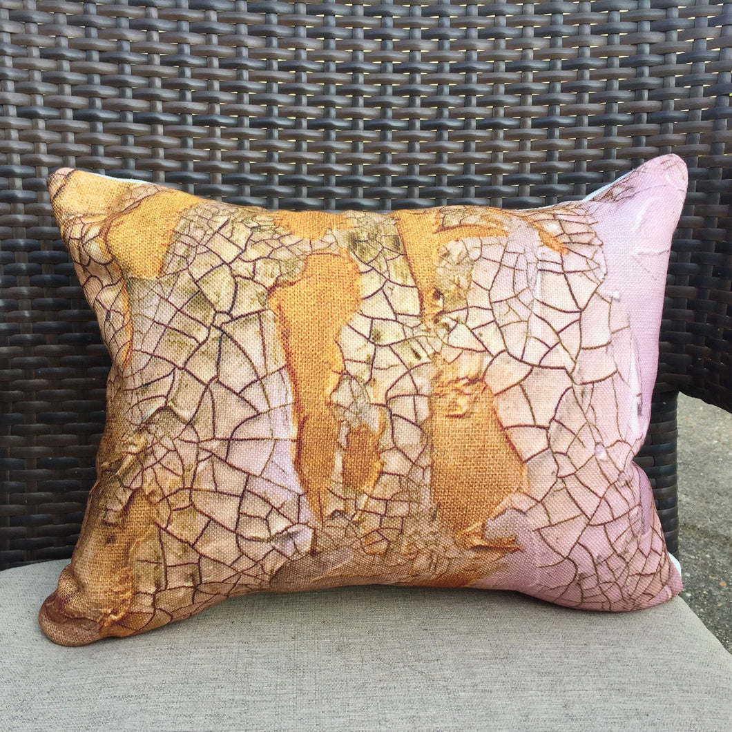 ROSE GOLD 12x16 Pillow