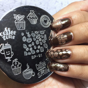 Nail Art Stamps House Of Shellac