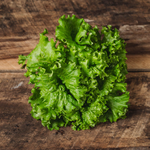 Lettuce - Green Leaf (head)