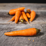 Carrots - 1 lb. (no tops)