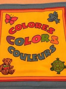 Children's Cloth Books