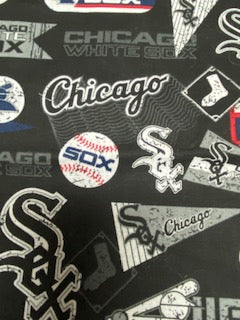 Face Mask - Chicago White Sox