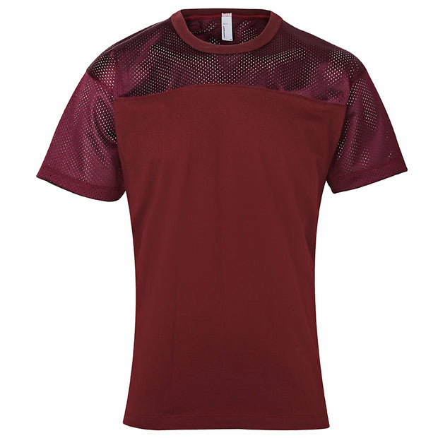 Athletic contrast tee (RSA2419)
