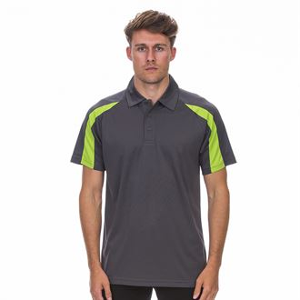 JC043 Contrast cool polo
