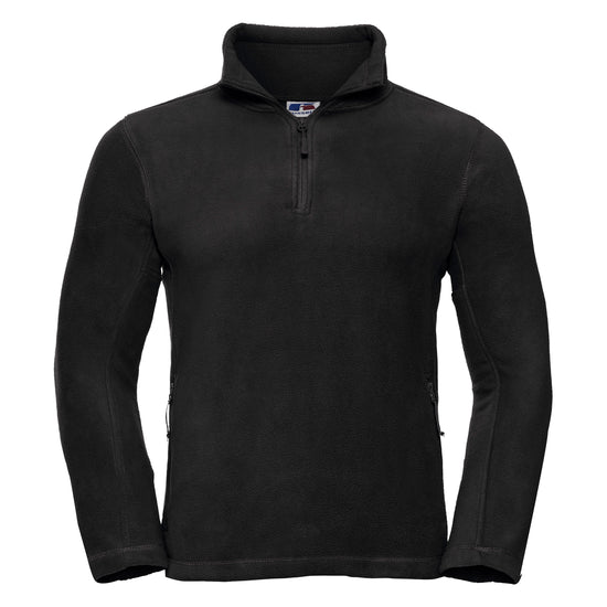 ¼ zip outdoor fleece