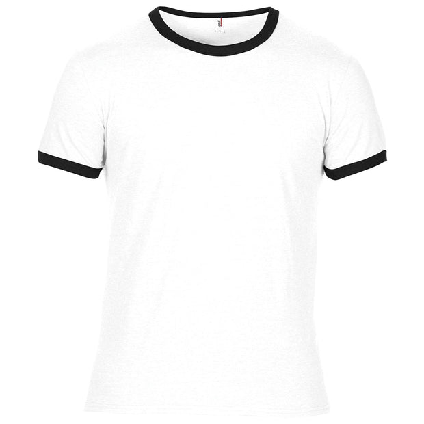 Anvil adult fashion basic ringer tee