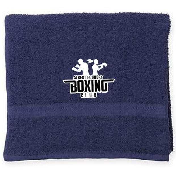 Albert Foundry Boxing - Towel