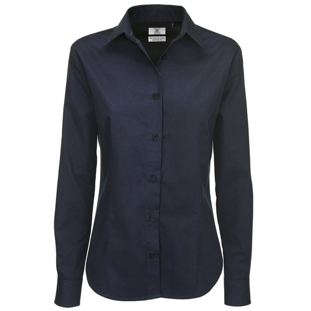 B&C Sharp long sleeve /women Shirt