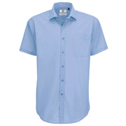 B&C Smart short sleeve /men Shirt