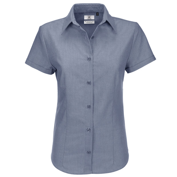 B&C Oxford short sleeve /women