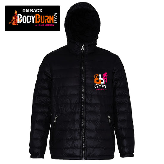 Body Burn - TS016 Padded jacket