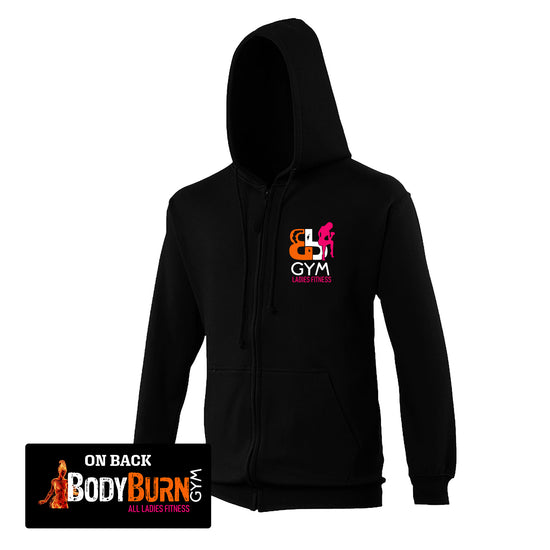 Body Burn  - Zip Up