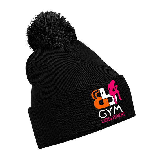 Body Burn  - Original pom pom beanie