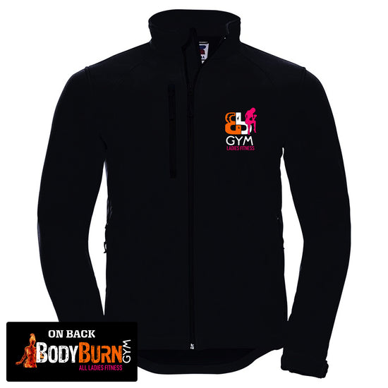 Body Burn - R231M Softshell jacket
